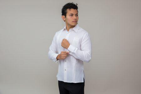Guayabera de Lino