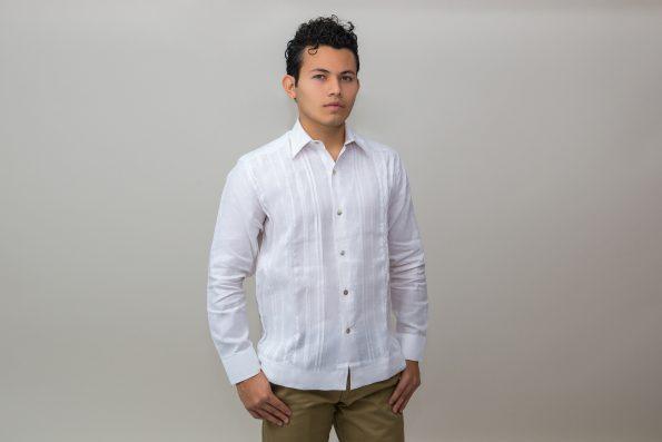 Guayabera Juan Carlos