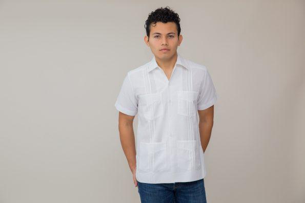 Guayabera Francisco Manga Corta