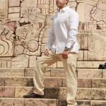 Guayabera Presidencial algodón