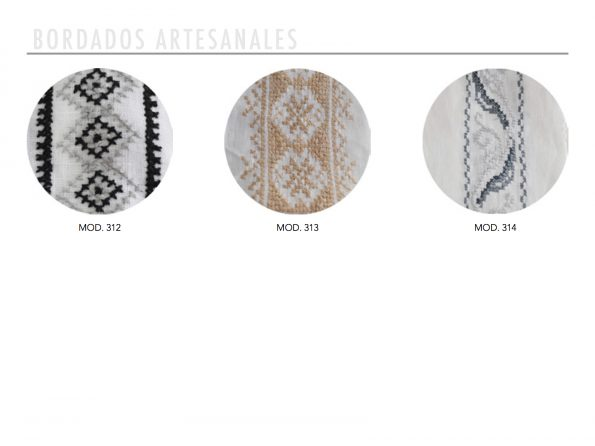 catalogo bordados Abraham