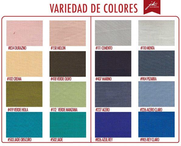 Colores Lino 2