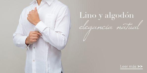 Guayaberas Yucatecas de Lino