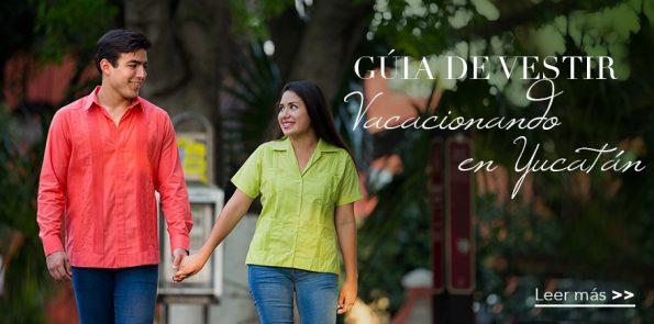 Guayaberas yucatecas